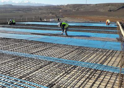 Proyecto Construcción - Bodegas Beronia